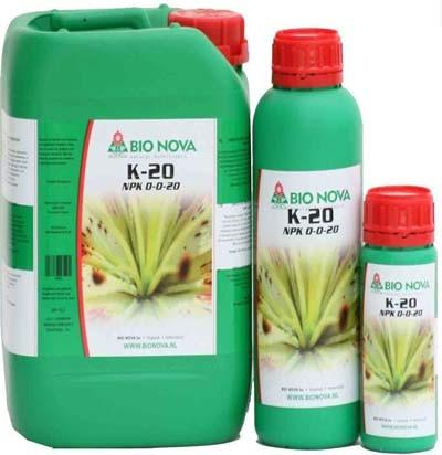 Engrais Potassium K20