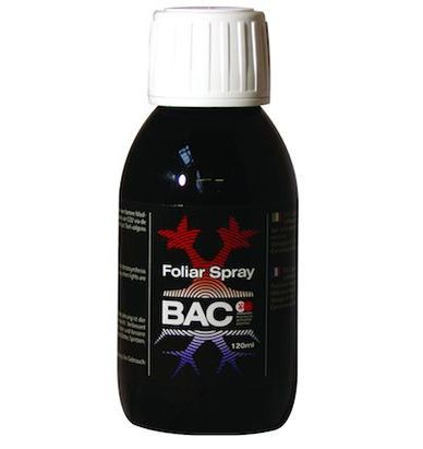 Engrais Foliar Spray Bac