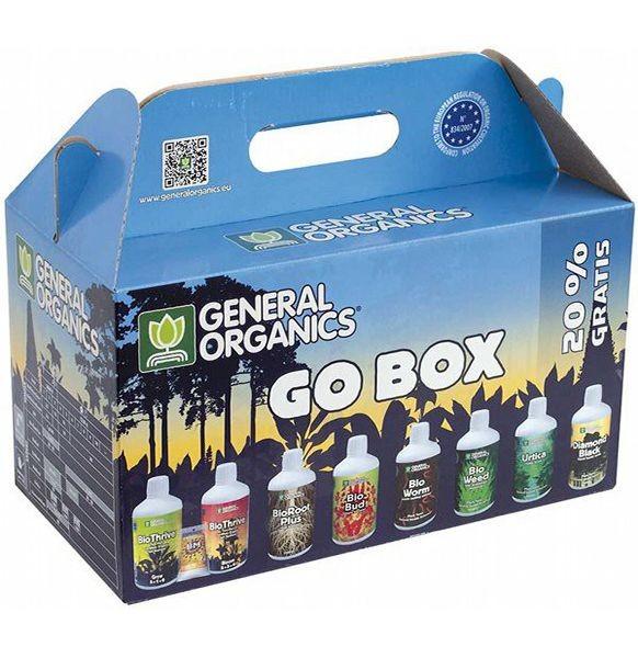Engrais Go Box
