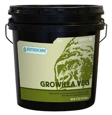 Engrais Growilla Croissance Botanicare