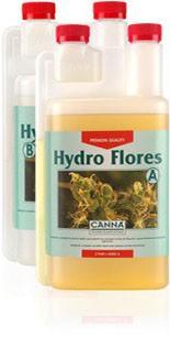 Engrais Canna Hydro Flores