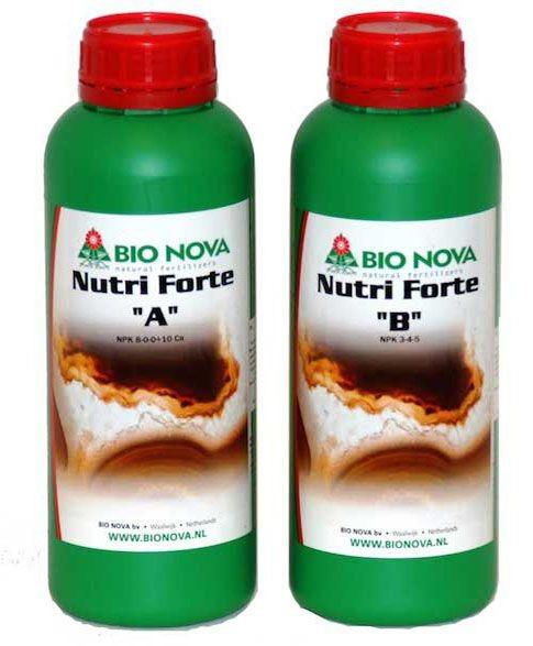 Engrais Nutri Forte Bionova