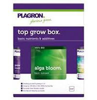 Engrais Plagron Kit Top Grow