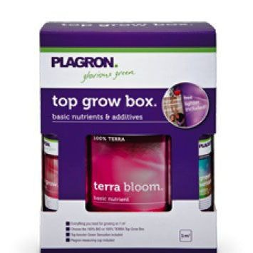 Engrais Top Grow Terre