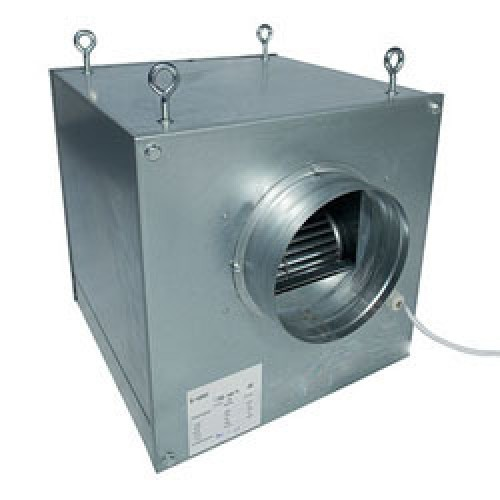 Extractor Isobox Metalico 1500m3h