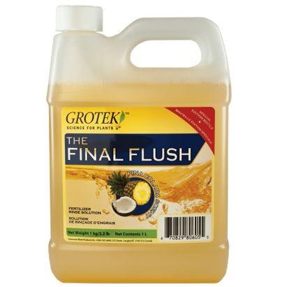 Engrais Final Flush Colada