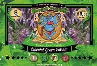 Mix green poison feminisées