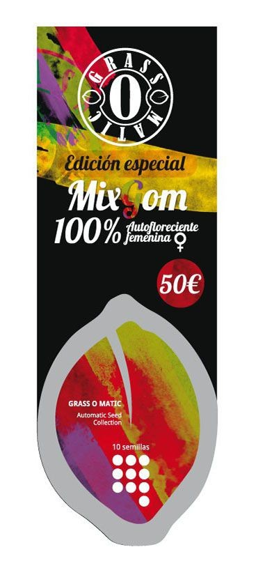 Mix Graines feminisées