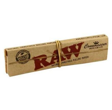Papier a rouler Raw Connoiseur