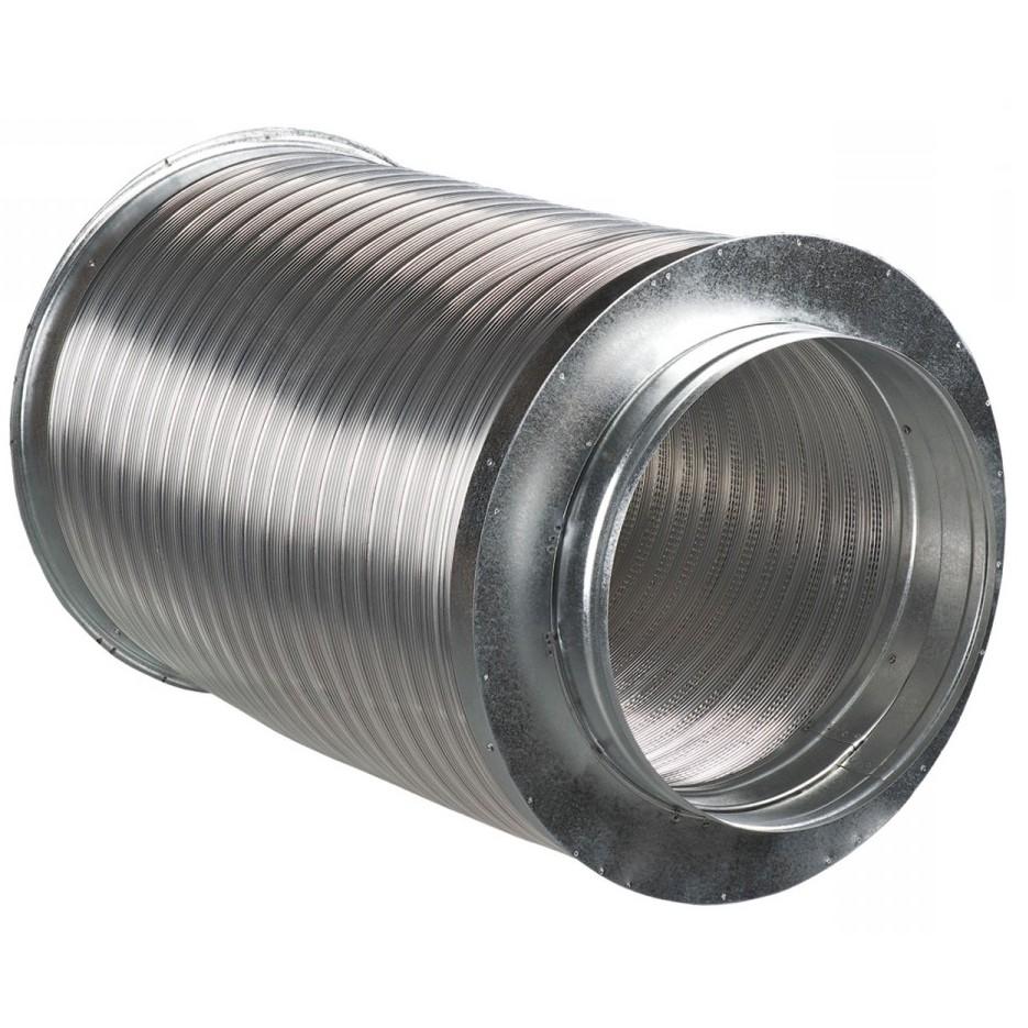 Silenciador para conductos de 150mm