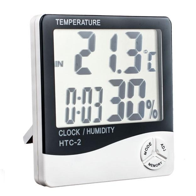 Medidor temperatura humedad