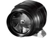Extractor Max Fan Plastico 250