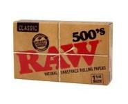 Papier a rouler Raw 500