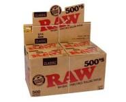 Papier Raw 500 en boîte