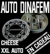 Cheese XXL Auto en cadeau