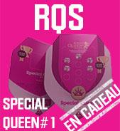 Special Queen#1 en cadeau
