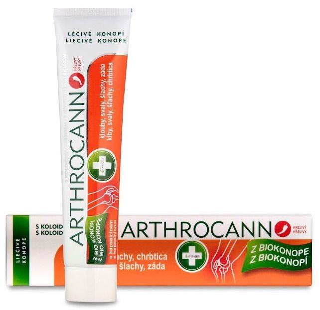 ARTHROCANN GEL EFECTO CALOR Annabis