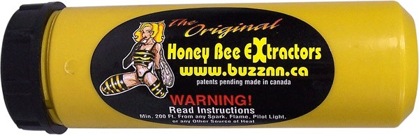Extractor Gas Butano Honey B