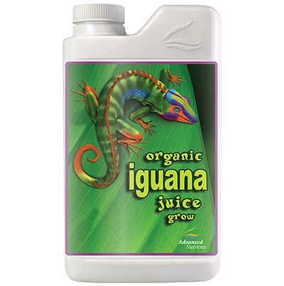 IGUANA GROW Advanced Nutrients