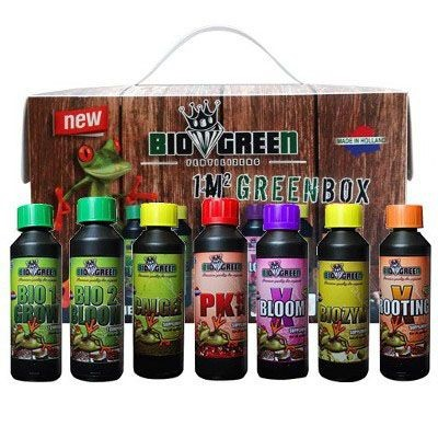 Kit Engrais Biogreen