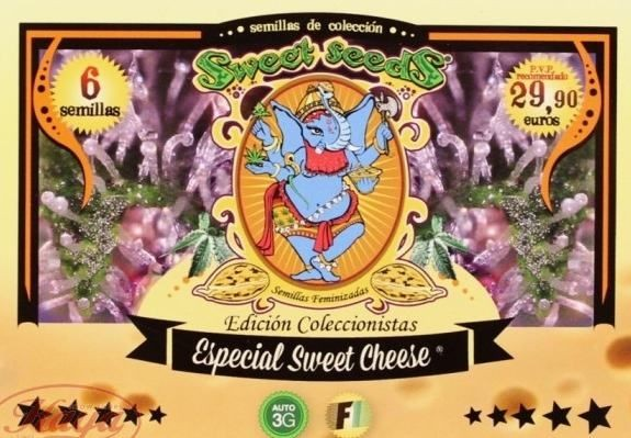Edicion Especial Sweet Cheese
