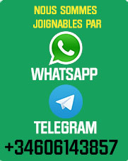Joignables per Whattsapp